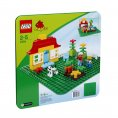 Large Green Building Plate (Lego 2304)