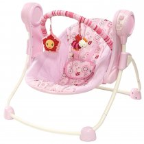 Pretty In Pink Swing Anywhere Portable
