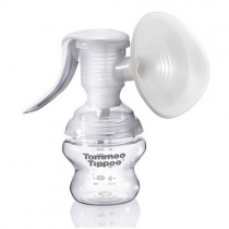 TOMMEE TIPPEE  closer to nature  ชุดเครื่องปั้มน้ำนมแบบใช้มือ