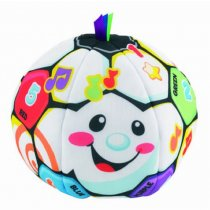 Fisher Price Laugh and Learn Singin Soccer Ball
