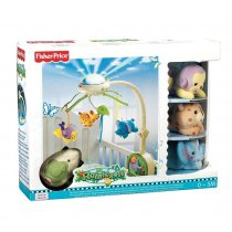 Fisher Price Rainforest Dream Mobile with Remote Control