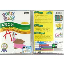 "DVD BRAINY BABY ""ABC"""