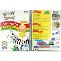 "DVD BRAINY BABY ""Animal"""