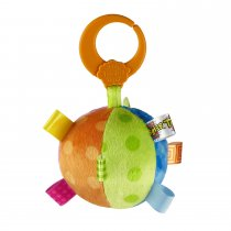Fun Shape Rattle Ball
