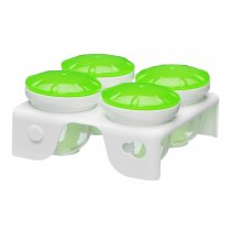 Fresh Food Freezer Cups, สี: เขียว