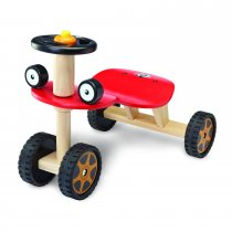 Red Buggy Car