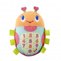 "Pretty in Pink ""Bugaboo Phone Friend"""