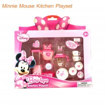 Minnie Mouse Kitchen Playset, แบบ: Coffee Set