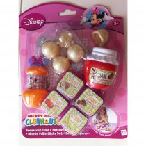 Minnie Mouse Play Food Set, แบบBreakfast Time