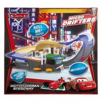 CARS MICRO DFTRS PLAYSET