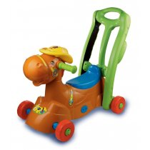 2-In-1 Ride On Rocker