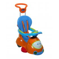 Chicco Quattro 4-in-1 Car Ride-On.