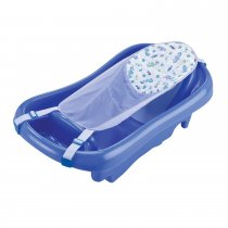 Sure Comfort Deluxe Newborn to Toddler Tub, สี: ฟ้า