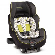 C650 True Fit Recline Convt,Car Seat O's-Black & Green