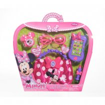 Minnie Twinkle Bows Electronic Bag Set