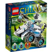 Legends Of Chima : Rogon's Rock Flinger 70131