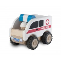 Mini Ambulance Car Toy