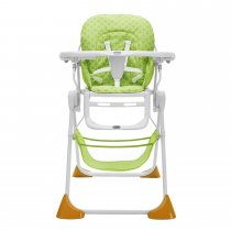 Pocket Lunch Highchair-Red Wave, สี: Jade