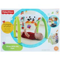 เพลย์จิม - Fisher Price - Grow with Me Gym