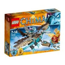 Lego Chima - Vardy's Ice Vulture Glider(Lego 70141)