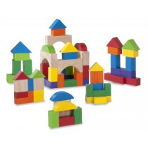 Block Set, 75-Piece