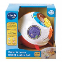 Vtech Baby Vtech Crawl And Learn Bright Lights Ball