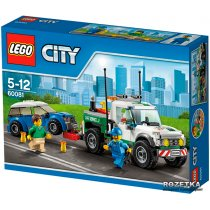 City Great Vehicles LEGO Pickup Tow Truck 60081