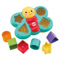 Baby's Butterfly Shape Sorter First Blocks