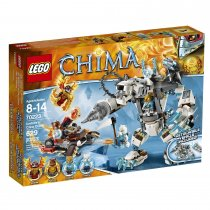 Chima Icebite's Claw Driller # 70223