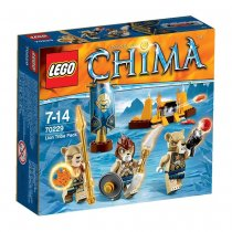 LEGO Lion Tribe Pack 70229