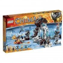 Mammoth's Frozen Stronghold - 70226