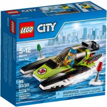 LEGO CITY Race Boat 60114
