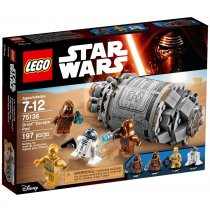 LEGO Star Wars Droid(TM) Escape Pod 75136