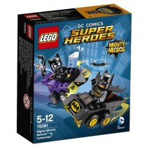 Lego Super Hero :Mighty Micros: Batman vs. Catwoman(76061)