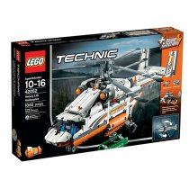 Technic   Heavy Lift Helicopter # 42052