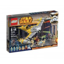 Lego Star war :Naboo Starfighter 75092