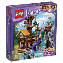 Lego Adventure Camp Tree House:41122