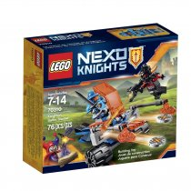 Lego Nexo Knights :Knighton Battle Blaster(70310)