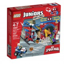 Lego Junior Spider-Man Hideout(10687)