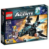 Lego Agent:Ultrasonic Showdown - 70171