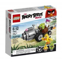 Lego Angry Birds:Piggy Car Escape(75821)