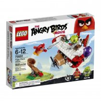 Lego Angry Birds:Piggy Plane Attack(75822)