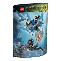 Lego Akida Creature of Water(71302)