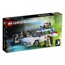 Lego Ideas :Ghostbusters Ecto-1(21108)