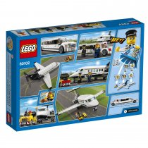 Airport VIP Service Building Kit #60102