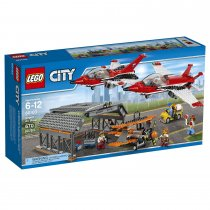 Airport Air Show Building Kit #60103