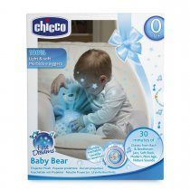 Chicco Soft Toys Baby Bear, สี: ฟ้า