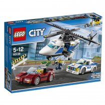 Lego High-speed Chase (60138)