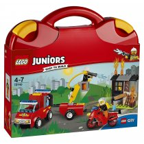 Lego Junior:Fire Patrol Suitcase(10740)