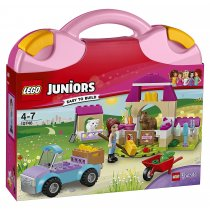 Lego Junior:Mia's Farm Suitcase(10746)